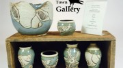 Crow Town Gallery & Cobscook Pottery