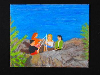 Artists Lubec Maine Lubec Maine Visit Lubec Maine