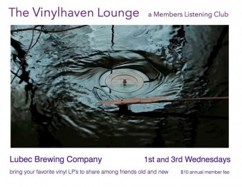 The Vinylhaven Lounge...a Members Listening Club